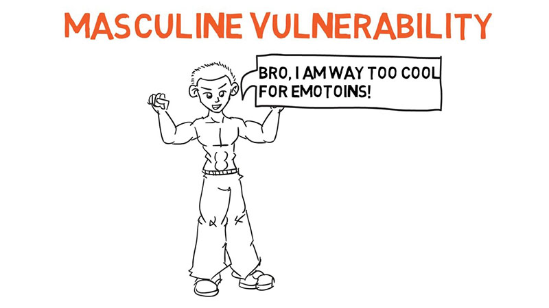 What Is Masculinity – An Exploration Of Masculine Vulnerability